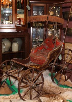 19th Century Doll Carriage